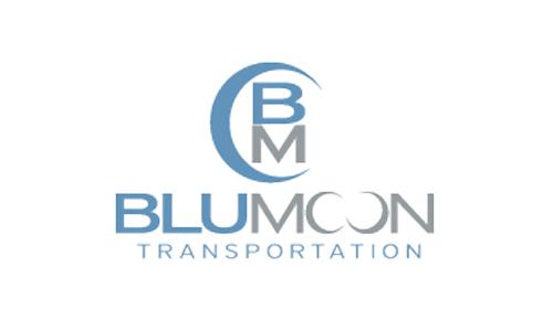 air charter - Blumoon Transportation Logo