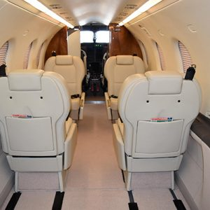 Inside Aircrafts for Blumoon Aviation
